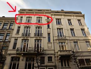 Prachtig gerenoveerd appartement met fantastische ligging in het hart van Antwerpen. Dit charmante appartementje is uiterst geschikt voor mensen die w