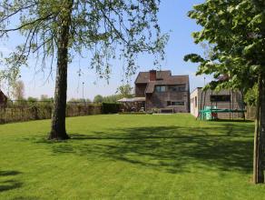 Moderne open bebouwing in Temse-Velle met grote tuin met verzicht op een totale oppervlakte van 1202m². Ideaal gelegen nabij verschillende invalswegen
