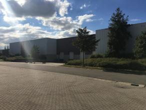 Magazijn Te huur (ADR)<br /> <br /> Aan de Grensovergang tussen Antwerpen en Breda ligt pal langs de E19 op het industrieterrein Hazeldonk/Meer op een