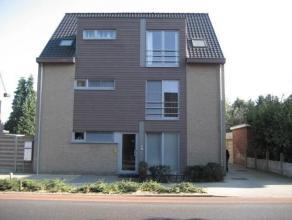 Prachtig, recent gelijkvloers appartement gelegen in centrum Morkhoven.  Dit appartement omvat: knusse woonkamer met open keuken, berging, badkamer, a