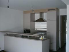 2 Nieuwbouw appartementen te Wetteren   Indeling van het appartement: inkomhal, apart toilet, berging met tellerkast en ventilatiesysteem C, badkamer