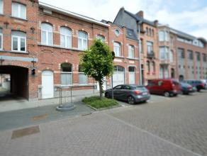 Gelijkvloerse studio te Dendermonde Deze studio (46m²) is gelegen op het gelijkvloers. De gunstige ligging biedt tal van voordelen, op wandelafst