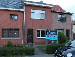 Te renoveren woning op wandelafstand van het centrum van Rijmenam, op 6 min van centrum Bonheiden en op 18 min. van centrum Mechelen. Rustig gelegen i