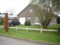 Ruime alleenstaande woning te huur in het mooie Lovendegem.  De woning is gelegen in een rustige woonwijk en heeft als indeling: een woonkamer, ingeri