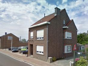 TOPPER: mooi onderhouden ééngezinswoning op een terrein oppervlakte van 02are65ca; mits enkele opfrissingswerken kan deze woning omgetov