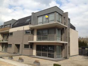 Prachtig (recent) nieuwbouw appartement te huur in een standingvolle residentie nabij het centrum van Denderleeuw. Ideale verbindingen (Station/E40).