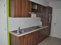 Verzorgd éénslaapkamer appartement met alle comfort. Het appartement bevind zich in een recent gebouw in het stadscentrum van Aalst.