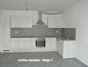 Dans une toute nouvelle résidence tout confort, un appartement neufs à louer - 750 euros/mois + 50 euros de charges (entretien des commu