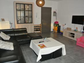 Dans une toute nouvelle résidence tout confort, bel appartement situé au rez-de-chaussée composé comme suit:<br /> Hall d