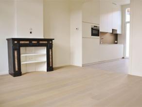 Prachtig totaal gerenoveerd appartement met duurzame materialen van ±60 m² met een ruim terras! Gelegen in de rustige Zonstraat in Borgerh