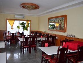 Rez commercial 3 façades, ayant précédemment consisté en un restaurant chinois, idéalement situé sur l