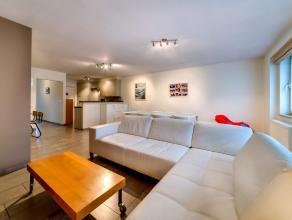 Knap en knus gelijkvloers appartement met ruim terras gelegen te Emelgem in een kleinschalige residentie.  Dit  recente appartement omvat een inkom me