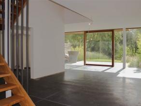 TRIOR Waterloo vous propose cette superbe maison neuve basse énergie à l'architecture contemporaine. Située dans un quartier r&ea