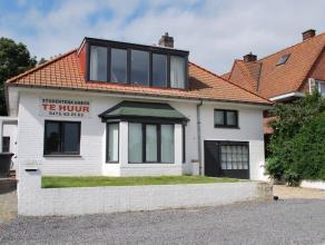 Bestaande villa wordt omgetoverd tot studentenhuis met 11 studentenkamers en 1 ingerichte studio11 nieuwe studentenkamers voorzien van bed, kleerkast,