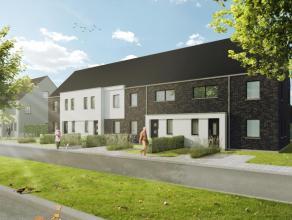 Moderne nieuwbouwwoning In onze verkaveling Doornwijk, gelegen aan de Doornstraat te Temse zijn wij van start gegaan met het bouwen van vier zuid geor