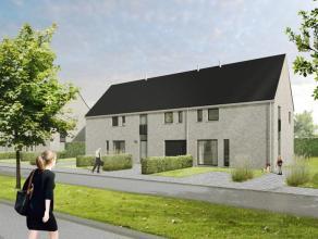 Elegante nieuwbouwwoning. In onze verkaveling Doornwijk, gelegen aan de Doornstraat te Temse zijn wij van start gegaan met het bouwen van drie hedenda