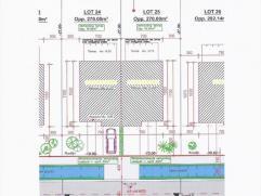 Verkaveling Venusstraat - Half Open bebouwing In onze verkaveling Schuurblok, gelegen tussen de venusstraat, John Kennedylaan en zandhoven steenweg in