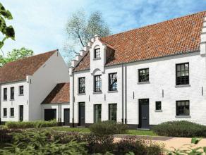 Nieuwbouw Parkwoning 1 in het woonproject 'JULES PERSYN' te Broechem. Een super project dat U terugbrengt naar de unieke luxe, rust en grandeur van de