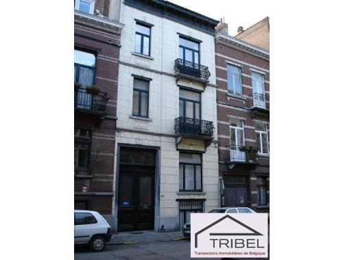 Maison louer schaerbeek ek156 tribel for Adresse maison communale schaerbeek