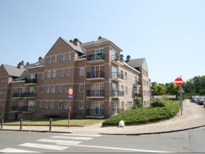 Bel appartement à Tubize situé au 2ème étage de la Résidence du Parc, dans un endroit calme, non-loin du centre et