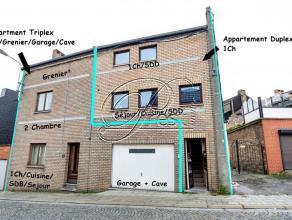 """xmlns=""""http://www.w3.org/1999/xhtml""""> Gilly - Immeuble de rapport de 190m² habitables - 2 duplex. FAIRE OFFRE A PARTIR DE... Situé &agr"""