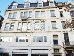 """xmlns=""""http://www.w3.org/1999/xhtml""""> Charleroi, appartement de 177m², 3 chambres et cave. A 10 min de la gare de Charleroi, PREST immo vous p"""