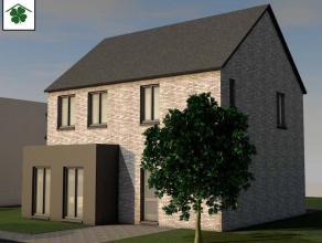 Lot 1 is een mooi gelegen hoekperceel met een oppervlakte van 585 m2 voor een open bebouwing. Ideaal gelegen nabij de verbindingsas E19 Antwerpen  Bru