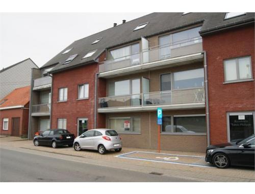 Appartement te huur in Kortemark € 600 (FGM2X) - Osaer & Pauwels ...: www.zimmo.be/nl/kortemark-8610/te-huur/appartement/FGM2X