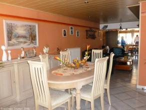 visites et renseignements 0474204204 excellente maison entièrement rénovée , avec grand jardin , grande pergola , terrasse