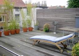Appartement LOUER Bruxelles 2000 EUR Retour la liste SAINT-GERY : Centre ville, un beau loft de 180m situ en arrire maison avec une grande terrasse, 2