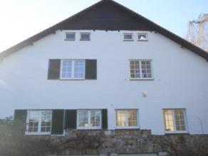 Maison LOUER Uccle 3300 EUR Retour la liste PRINCE ORANGE : Villa 3 faades entirement rnove de 175 m, premire occupation comprenant 4 chambres (20, 14