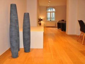 Appartement LOUER Bruxelles 1900 EUR 1700 EUR 1900 EUR Retour la liste SAINT-GERY : Appartement joliment meubl totalement remis neuf, 130m habitables,