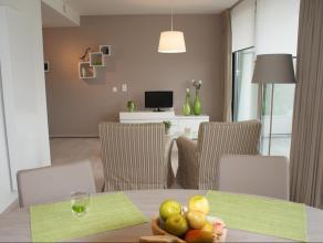 Luxueuze appartementen met dienstverlening voor senioren aan de Leie! Deze appartementen zijn prima afgewerkt met kwalitatieve materialen en allen voo
