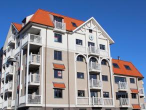 Vlakbij het centrum van Zeebrugge, het openbaar vervoer en de jachthaven verhuren wij een gezellig appartement met volgende indeling: inkomhal, ruime