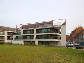 """De residentie """"New Large Park"""" geniet een groen karakter. Deze penthouse is het pareltje van dit project. Met een 360 terras kunt altijd van de zon ge"""