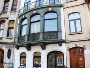 Schaerbeek: (Réf 553) Splendide maison de caractère sur 460 m², dans un quartier résidentiel proche de toutes les facilit&ea