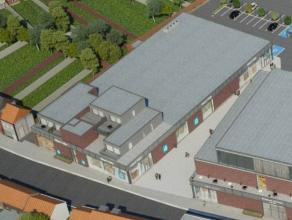 Nieuwbouw penthouse appartement met luxe terras bestaande uit inkomhal, leefruimte, open ingerichte keuken, berging met aansluiting wasmachine, badkam