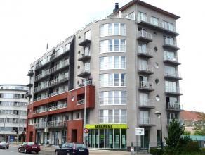 Appartement met 1 slaapkamer Appartement gelegen op de 5e verdieping, omvattende inkom, lichtrijke leefruimte, open keuken met toestellen, berging met