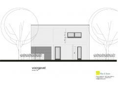 1 ruime open bebouwing in hedendaagse architectuur 1 nieuw te bouwen open bebouwing op onze verkaveling te Mariakerke. Dit woonproject, amper 3 km van