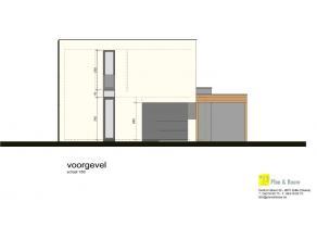 1 ruime open bebouwing in hedendaagse architectuur Open bebouwing op onze verkaveling te Mariakerke. Dit woonproject, amper 3 km van Centrum Gent gele