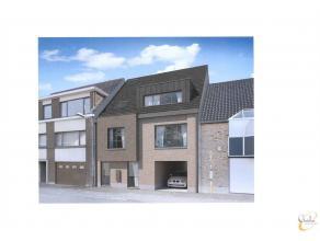 Projectgrond voor 3 appartementen (en 3 garages) gelegen in het centrum van Welle (Denderleeuw). Zeer goede ligging. Terrassen en leefruimtes zuid-wes