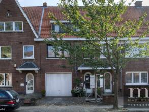 Charmante woning in rustige straat met uitbreidingsmogelijkhedenDeze te renoveren woning is gelegen in de Baron de Celleslaan 35 te Edegem, dit op wan