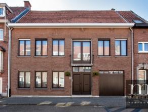 Subliem gerenoveerde woning in centrum MorstelDeze woning is gelegen in de Heilig Kruisstraat 23 te Morstel, gelegen in een zeer rustige straat op wan