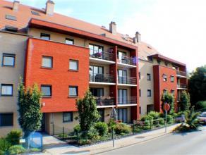 Res. Pont Demeur. Grand appartement lumineux de +/-110 m² au dernier étage (5e) d'une agréable résidence avec ascenseur (jus