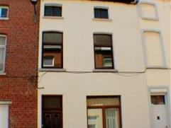 OPTION Braine-Le-Comte. Rue Rey Ainé. Agréable maison dans une petite rue calme à proximité du centre et de la gare propos