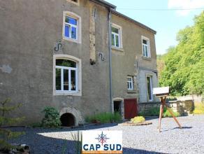Un projet de vie..... une magnifique propriété avec corps de logis, dépendances et jardin de +- 30ares que vous pouvez transforme