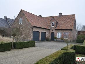 Huis te koop in 9140 Elversele