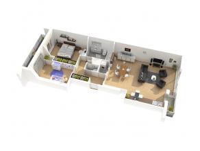 Appartement te koop in 4020 Liège