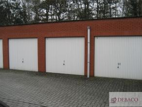 Garage te huur in 2270 Herenthout