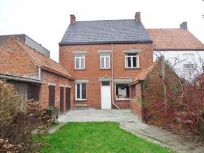 Huis te koop in 8810 Lichtervelde